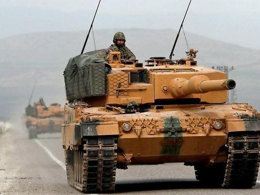 Η Συμμαχία Πολιτών για πρόταση προς ευρωπαϊκό εμπάργκο όπλων στην Τουρκία