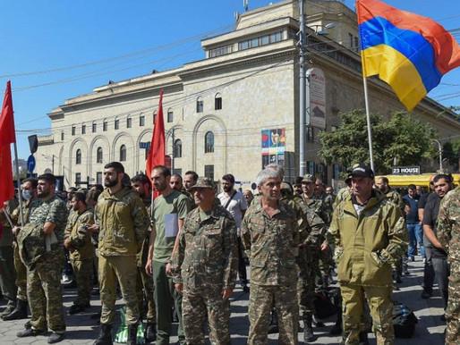 Η Συμμαχία Πολιτών για ένταση στο Ναγκόρνο – Καραμπάχ