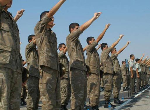 Η Συμμαχία Πολιτών για δήλωση Υπ. Παιδείας περί στρατιωτικής θητείας