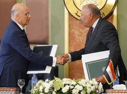 Η Συμμαχία Πολιτών για την τμηματική συμφωνία Ελλάδας – Αιγύπτου