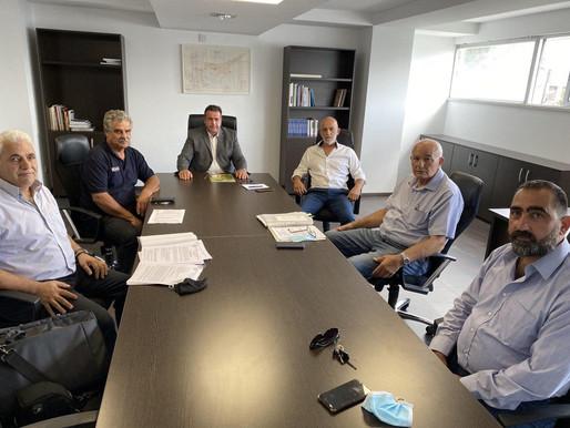 Συνάντηση Συμμαχίας Πολιτών με Παγκύπρια Οργάνωση Πολυτέκνων