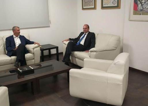 Ειδικό ταμείο αμυντικής θωράκισης πρότεινε ο Γ. Λιλλήκας σε συνάντηση με τον ΥΠΑΜ