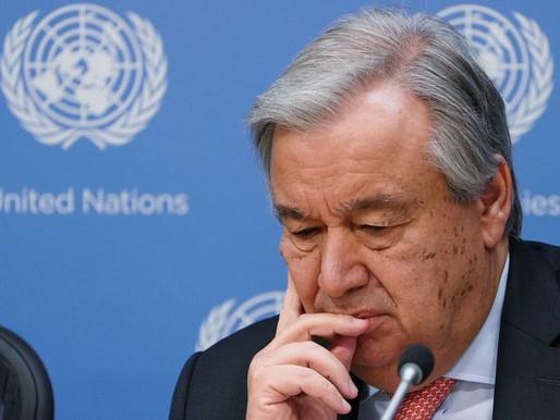 Η Συμμαχία Πολιτών για δήλωση εκπροσώπου ΓΓ ΟΗΕ
