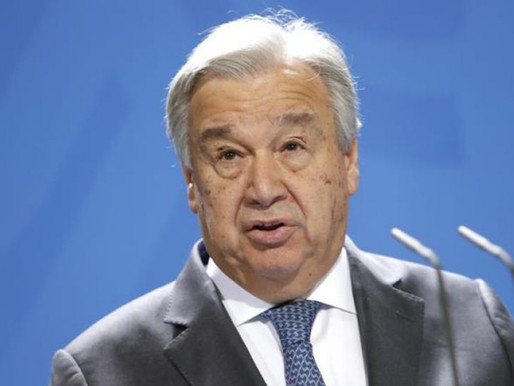 Η Συμμαχία Πολιτών για δηλώσεις ΓΓ ΟΗΕ