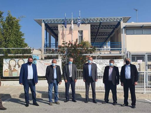 Αχ. Μαλαχουρίδης για εργοστάσια ασφάλτου: Αποκαλύπτονται οι κρατικοί αυτοσχεδιασμοί