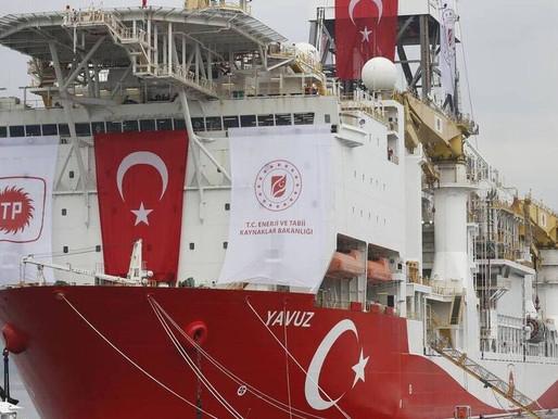 Οι Τούρκοι εισβάλλουν εκ νέου στην ΑΟΖ – Αναμένουμε επιτέλους έμπρακτη στήριξη από ΕΕ