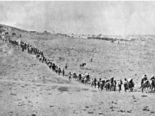 Η Συμμαχία Πολιτών για την ημέρα μνήμης της Γενοκτονίας των Ελλήνων του Πόντου