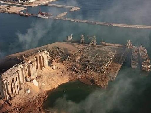 Η Συμμαχία Πολιτών για την τραγωδία στη Βηρυτό