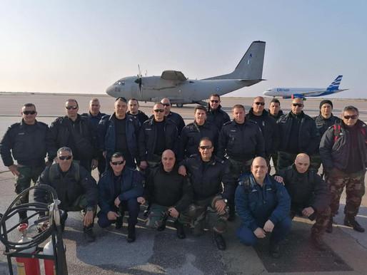Καλωσορίζουμε στην Κύπρο την «κυπριακή αποστολή του Έβρου». Μας κάνατε περήφανους ξανά!
