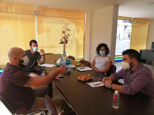Συνάντηση Συμμαχίας Πολιτών Λεμεσού με ΠΑΣΥΠΕΦΑΑ