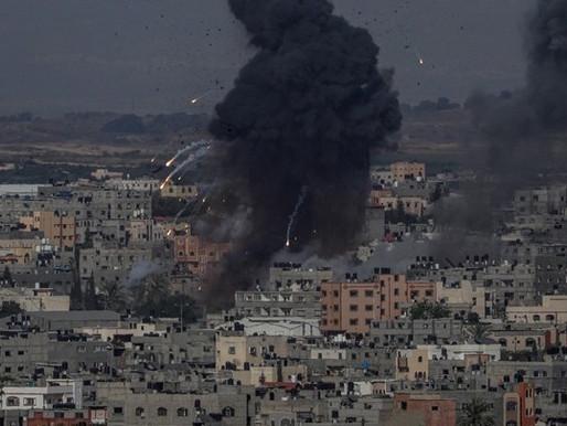 Η Συμμαχία Πολιτών για κλιμάκωση βίας μεταξύ Ισραήλ – Παλαιστίνης