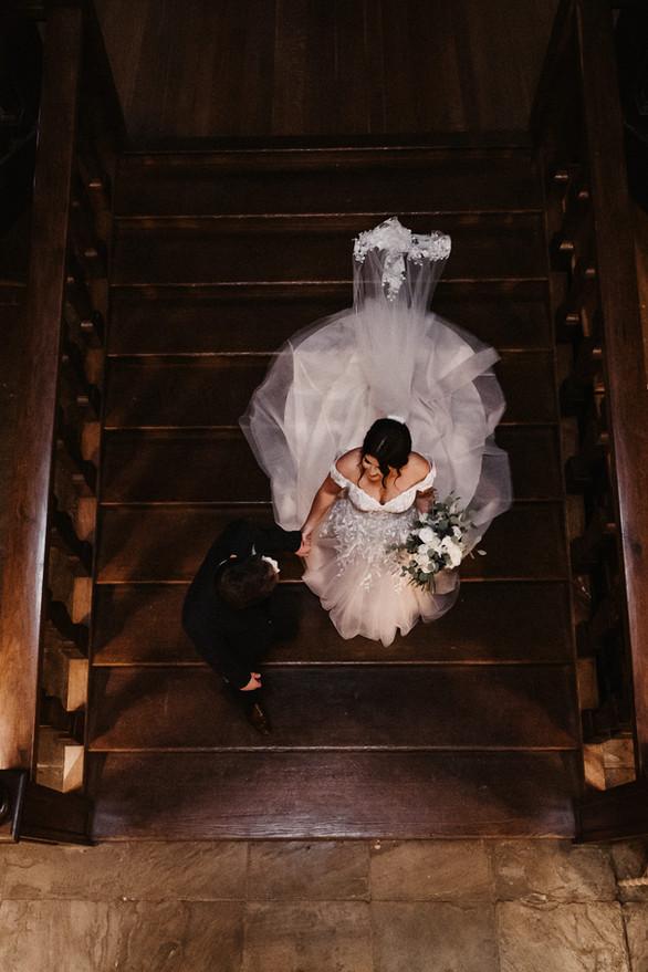 Layer marney wedding
