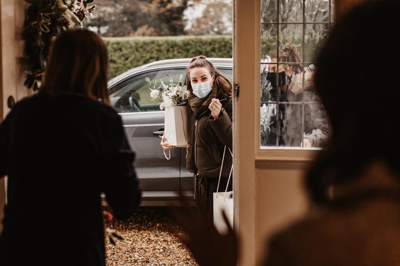 Essex florist delivering bouquets