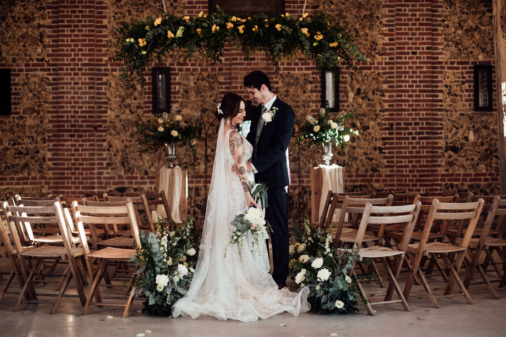 Tuffon hall vineyard wedding, Essex