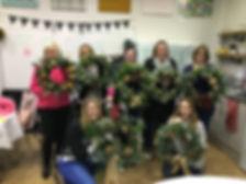 Wreath worship, Essex florist.JPG