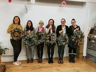 Essex Christmas wreaths