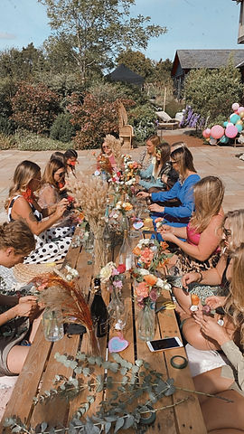 Essex hendo flower workshop