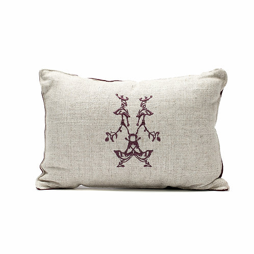 'Harlequin' Scented Cushion
