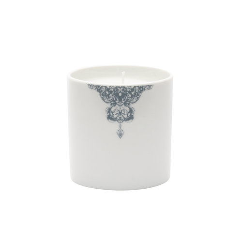 'Half Lace^' Jasmine Scented Candle