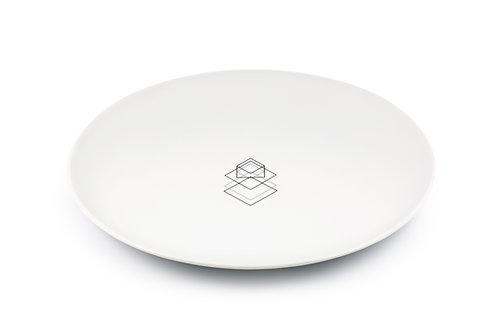 'Cube' Dinner Plate Set of 4