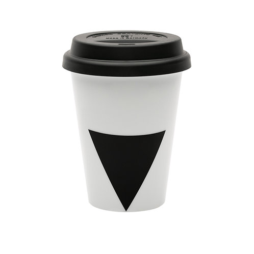 'Solid Triad' to-go Mug