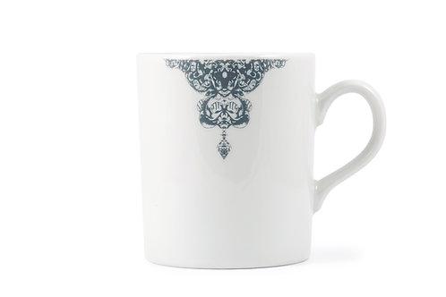 'Half Lace' Mug