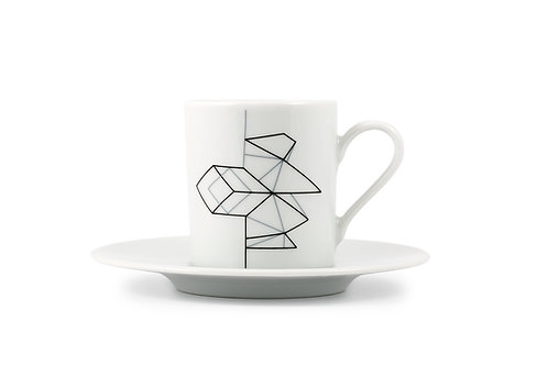 'Iceberg' Espresso cup