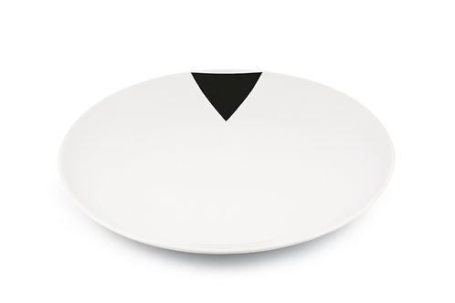 'Triad' Dinner Plate Set of 4