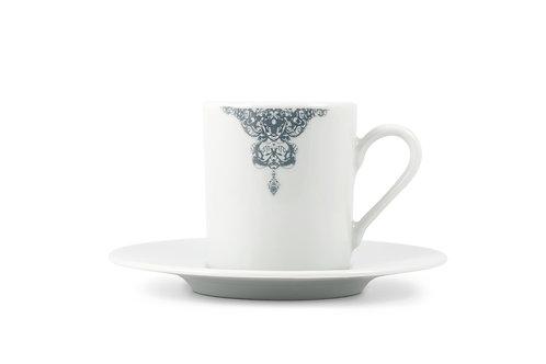 'Half Lace' Espresso cup