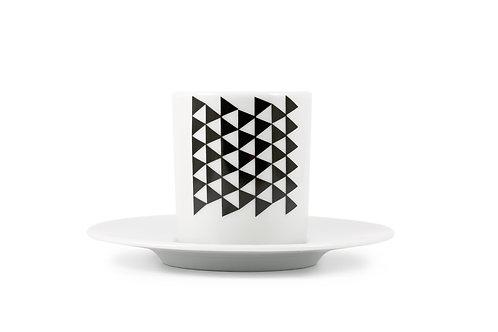 'Pyramid' Espresso cup