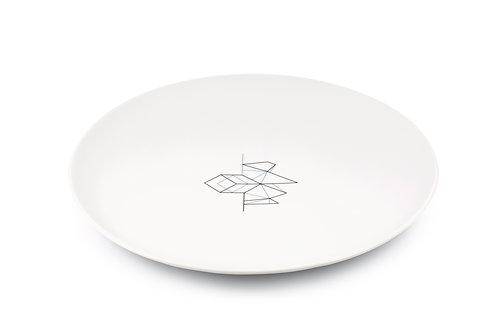 'Iceberg' Dinner Plate Set of 4