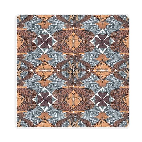 'Maze Africa' Coasters Set of 6