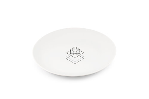 'Cube' Side Plate Set of 4