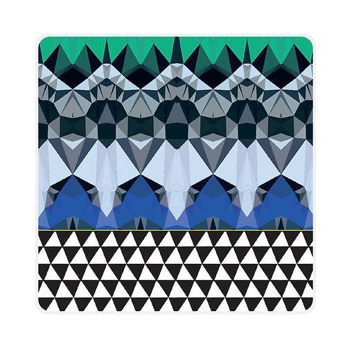 'Prism Pyramid' Coasters Set of 6