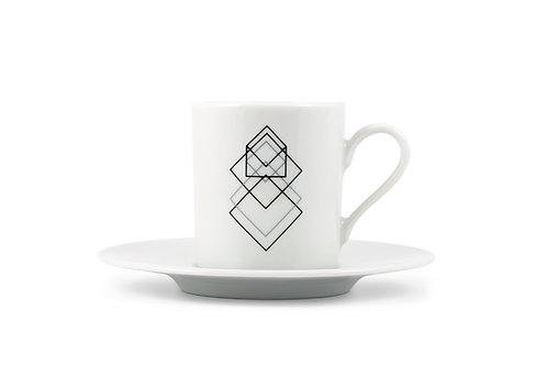 'Cube' Espresso cup