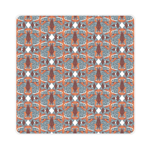 'Maze Net' Coasters Set of 6