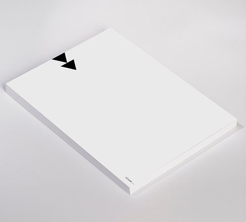 Two-Triad Notepad