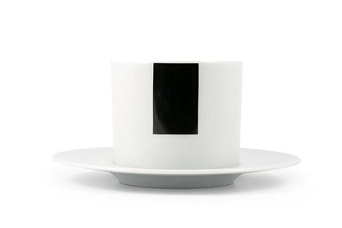 'Recto' Cappuccino cup