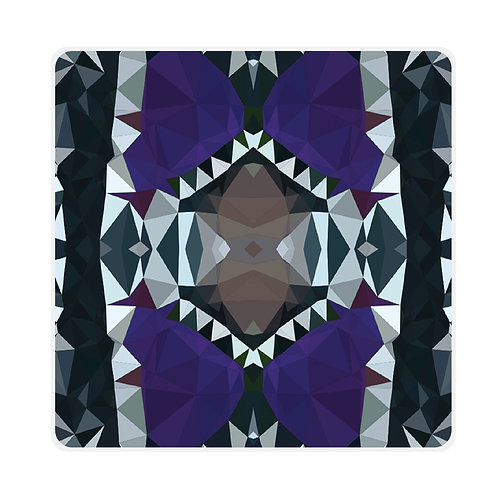 'Prism Romvos' Coasters Set of 6