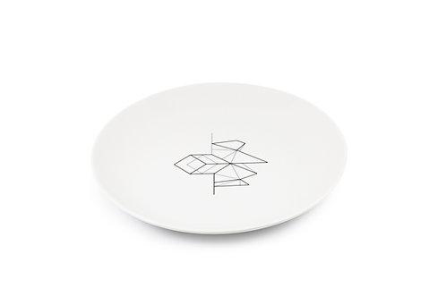 'Iceberg' Side Plate Set of 4