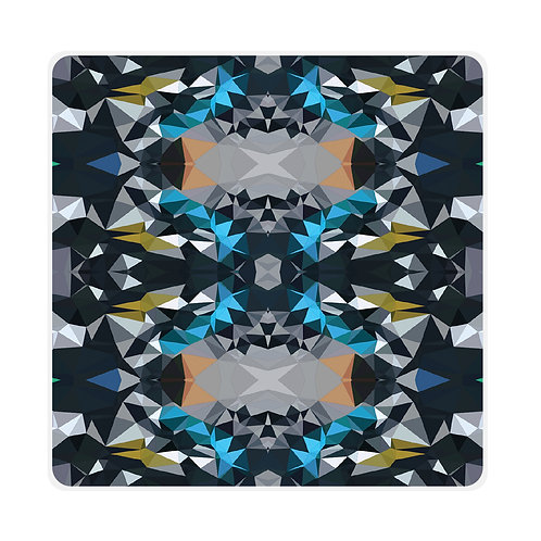 'Prism Road' Coasters Set of 6