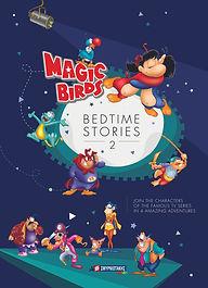 Magic Birds Book Cover