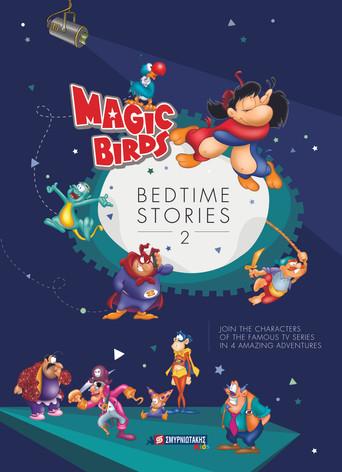 Book Design / Magic Birds