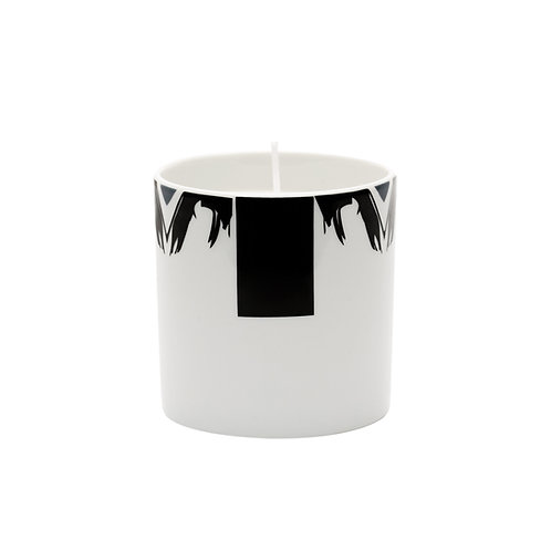 'iKAT Recto' Jasmine Scented Candle