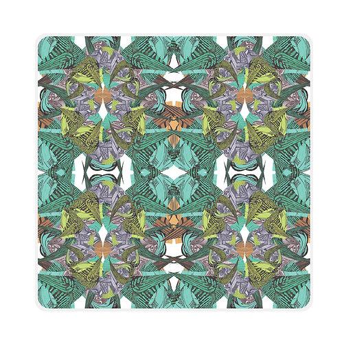 'Maze Tropical' Coasters Set of 6