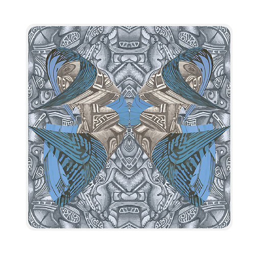 'Maze Wings' Coasters Set of 6