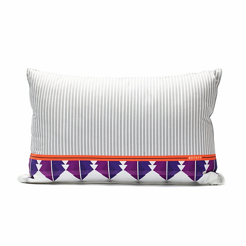 'Prism Tassle' Cushion