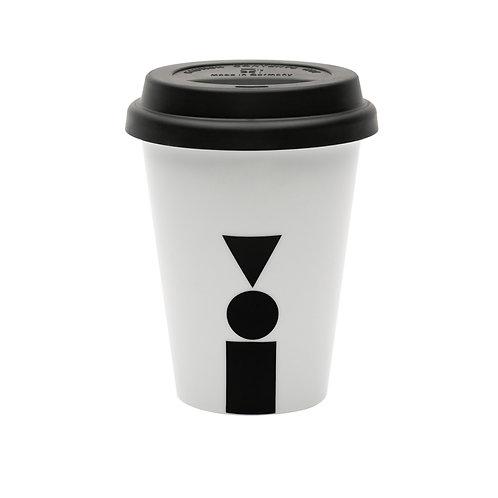 'Solid Totem' to-go Mug
