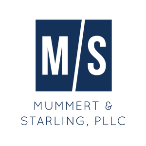 Mummert and Starling Logo - Transparent