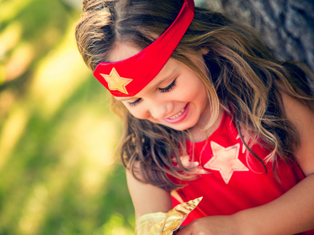 FREE Superhero Themed Materials for Teletherapy